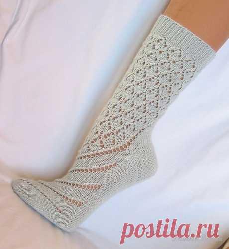 Носочки #носочки #вязание