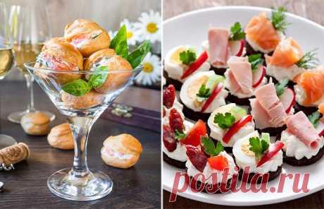 5 видов бутербродов, которые станут прекрасным дополнением к праздничному столу