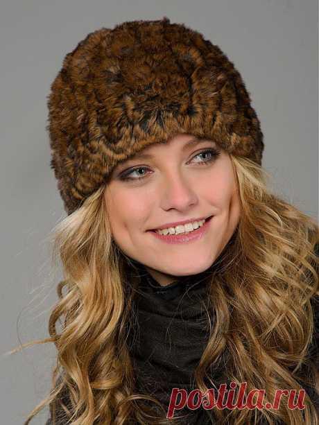 КАК связать шапку из меха норки :: Одежда :: KakProsto.ru: как просто сделать всё