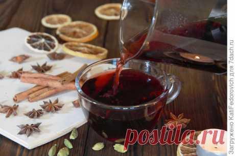 Секрет уюта холодного осеннего вечера - пошаговый рецепт приготовления с фото