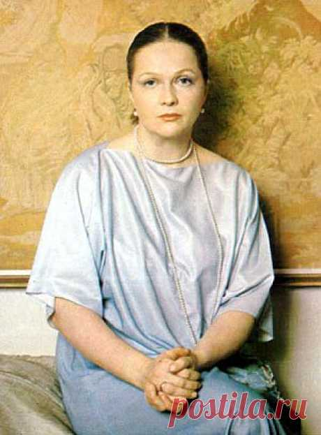 Natalya Gundareva. Creative biography