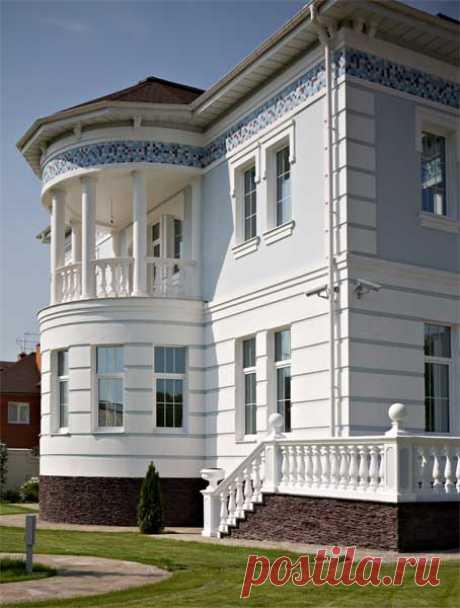 ᐉ Купить фасадный декор из полистирола в Киеве и Одессе — цены на архитектурный фасадный декор из полистирола в магазине «AlfaDecor»