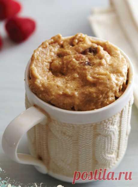 Простые кексы в микроволновке: 5 рецептов в кружке. Сладкая выпечка