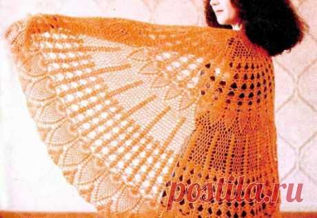 Красивое вязание   Шапки, шарфы, палантины