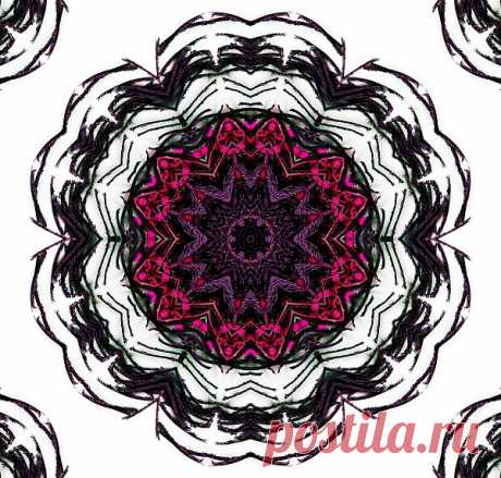 Patterned Mandala  Free Stock Photo HD - Public Domain Pictures