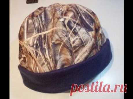 Men's cap     I LIKE to SEW