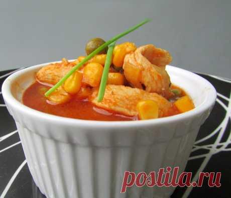 Куриная грудка в томатном соусе | Клуб женщин