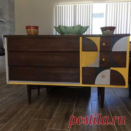 (1) Marketplace — Vintage retro antique mid century modern mancave industrial boho furniture sale