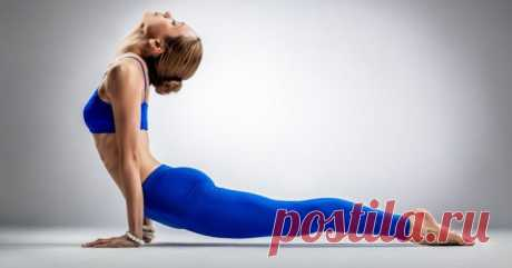 10 poses of yoga to help to lose fat on a stomach