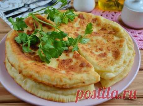 Como preparar hachapuri - la receta, los ingredientes y las fotografías