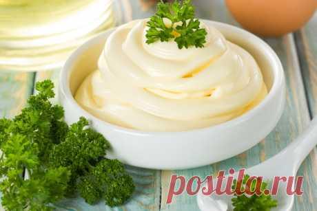 La mayonesa de casa sin huevos