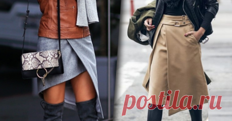 Забудьте о брюках: 27 модных образов 2018 с юбками на любой вкус – В РИТМІ ЖИТТЯ