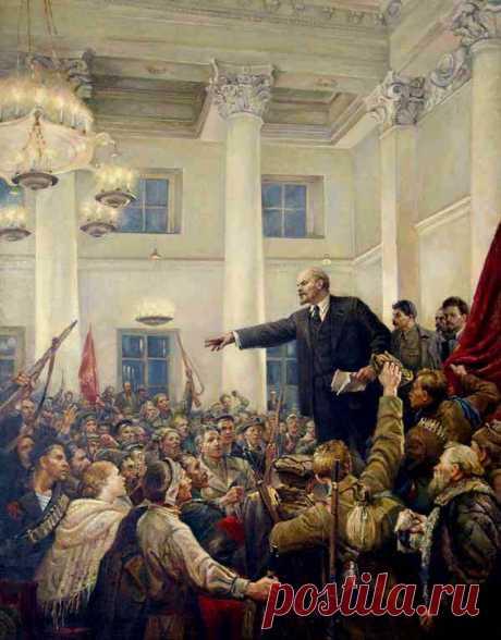 Неизгладимая память о мыслителе-вожде мирового пролетариата