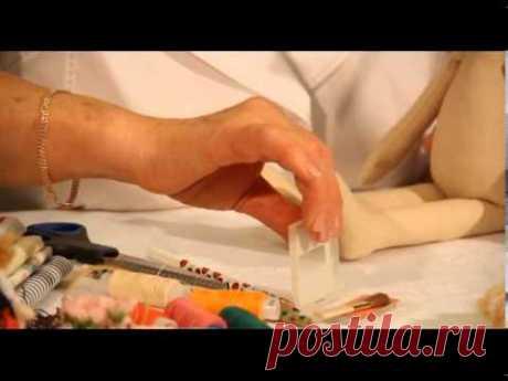 """""""Ручная работа"""" Кукла Тильда (18.09.2013)"""