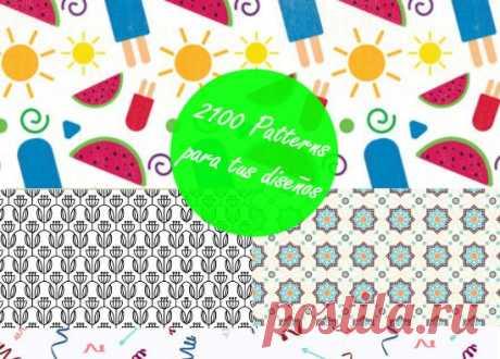 2100 Patterns para tus creaciones - enrHedando