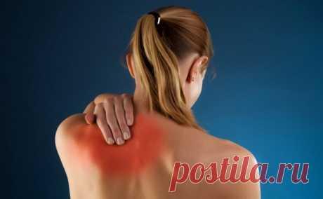 Самомассаж при остеохондрозе | Советы целительницы