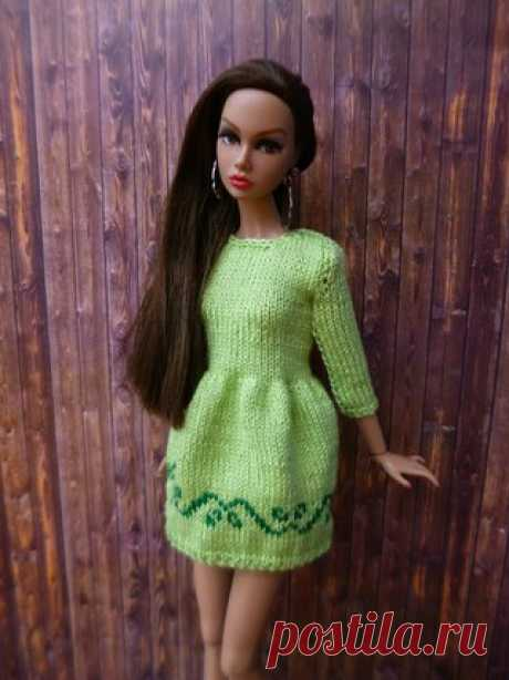 Shenechka:вязание для кукол ( FR,Pukifee)