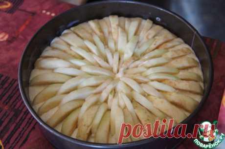 Корнуэльский яблочный пирог. Просто сказка!