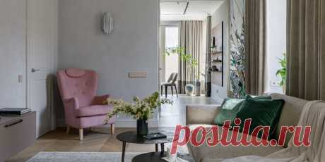 Квартира с видом на Новую Голландию, 137 м² Дизайнер Павел Кулаков оформил для своего заказчика квартиру в историческом центре Санкт-Петербурга.