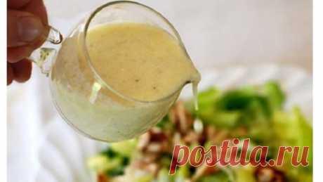 5 самых вкусных заправок для салатов. Замени привычный майонез! — Лайм
