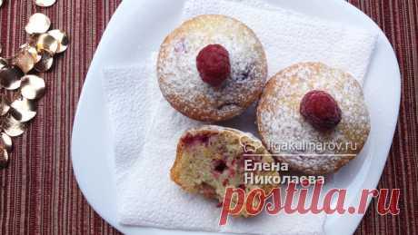 Вкусный и простой кекс без яиц - рецепт с фото.