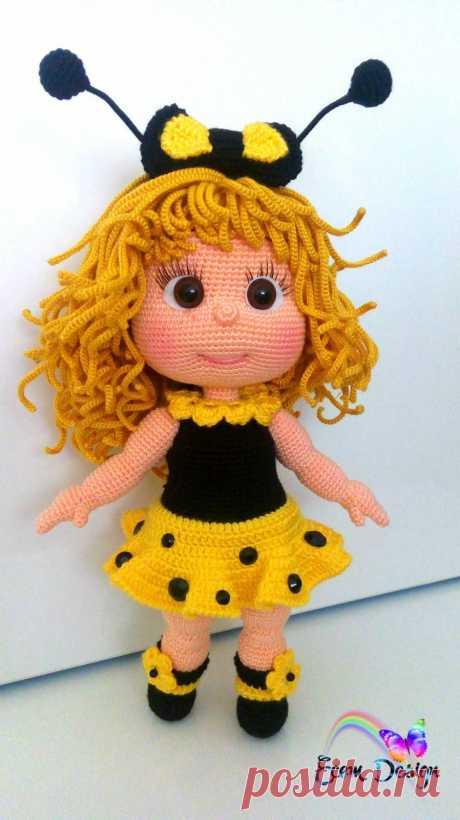 Малышка ЖуЖу - Кукольный домик - Вязаная жизнь | игрушки