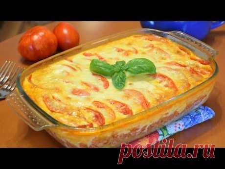 Вкуснятина из кабачков с мясом и сыром ✧ КАБАЧКИ