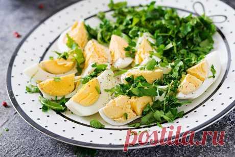 Диета на вареных яйцах и курице: – 25 кг за 3 месяца без возврата | Диеты со всего света