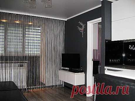 Маленькие квартиры, как драгоценные шкатулки, тоже могут быть красивы и уютны