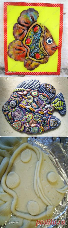 Рыбки такие разные
