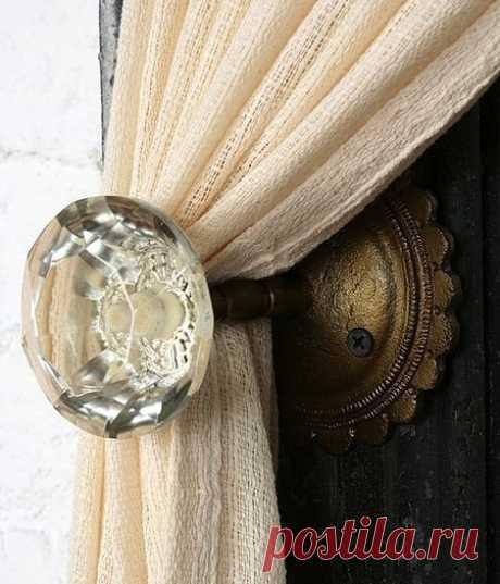 Способы использования дверных ручек