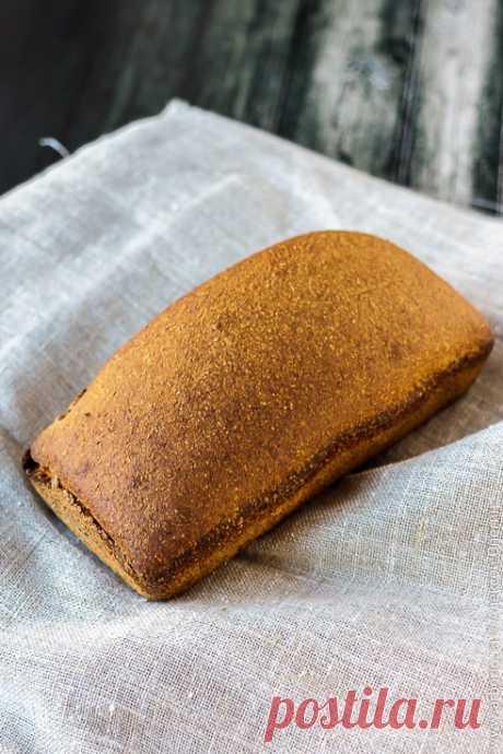 Датский хлеб с цельнозерновой мукой - Кулинарные заметки Алексея Онегина