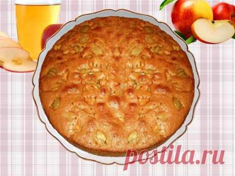 Классическая шарлотка в мультиварке с яблоками рецепт с фото - 1000.menu