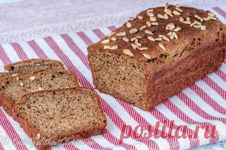 «Хлеб Без Ничего», Черный Хлеб Без Муки и Дрожжей