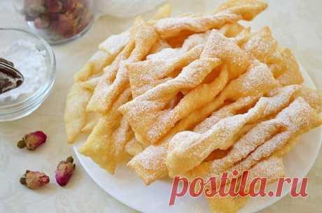 Хворост, гренки и другие простые и вкусные блюда-фавориты советских хозяек