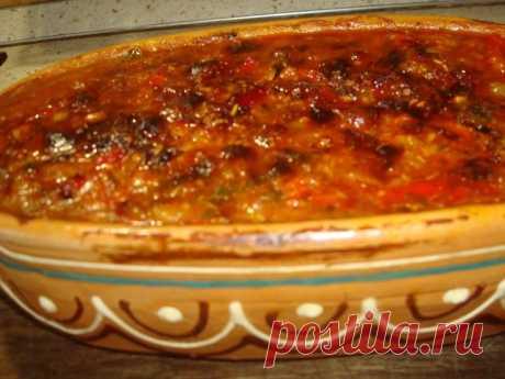 Тавче Гравче (Запеченная фасоль). Постное блюдо. Очень вкусное и простое в приготовлении - Простые рецепты Овкусе.ру