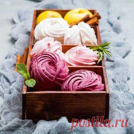 Зефир из 3 ингредиентов | Рекомендательная система Пульс Mail.ru