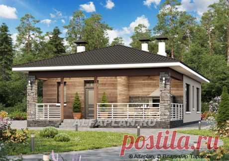 """🏠 """"Мелета"""" - уютный одноэтажный дом с двумя спальнями"""