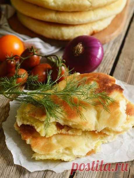 Картофельные лепешки в мультиварке - Великий повар - пошаговые фоторецепты