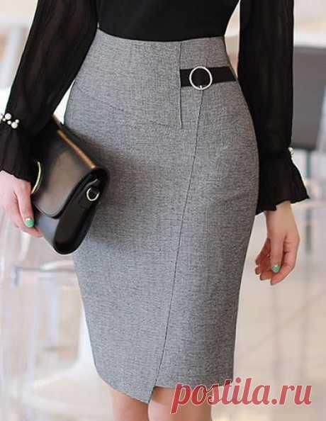 Такие женственные юбочки — Красота и мода