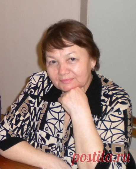 Тамара Вакушина