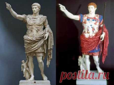 Los misterios de las esculturas famosas