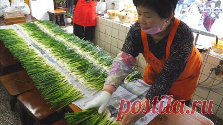 Пан-азиатский луковый блин на завтрак. Попробуйте хотя бы раз в жизни! | DiDinfo | Яндекс Дзен