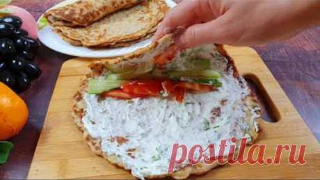 Вас будут умолять о добавке! Супер вкусный рецепт из Кабачки