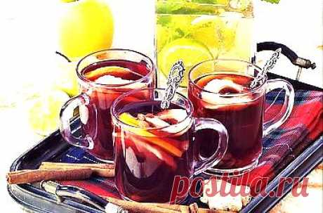 Зимнее меню: готовим согревающие напитки.
