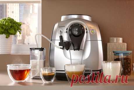 Эффективный способ очистки кофемашины от накипи