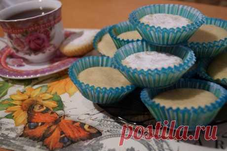 Кексы Бомбочки - рецепт с фото - как приготовить - ингредиенты, состав, время приготовления