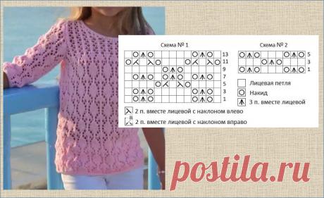 15 кофточек со схемами - вязание спицами - забирайте в свои копилочки | МНЕ ИНТЕРЕСНО | Яндекс Дзен