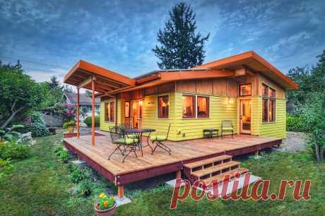 Экологичный дом — Наши дома