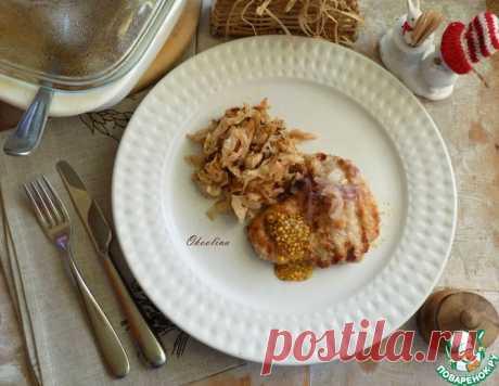 Белокочанная капуста, запечённая в духовке – кулинарный рецепт